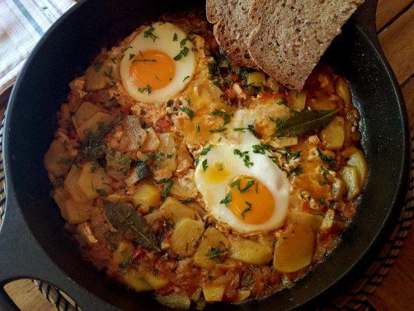 Ajoarriero amb ous