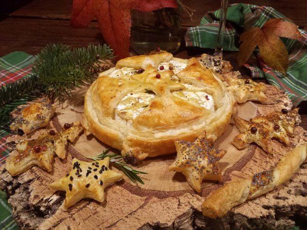 Corona de camembert