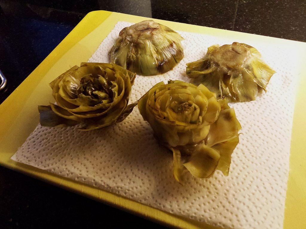 Flors de carxofa