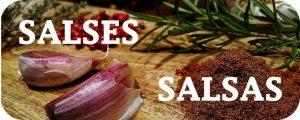 Salses / Salsas